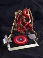 Iron Spider-Man (Marvel Legends) Custom Action Figure