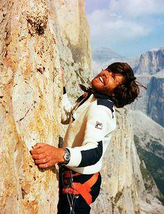 Reinhold Messner >  Rolex Explorer 2