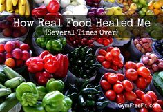 Healing Graves Disease with real food