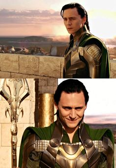"Tom Hiddleston ""Loki"" Stills from the deleted scenes from ""Thor"" From http://foreverlokid.tumblr.com/post/105379535981"
