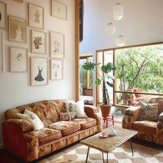 Uma casa com cara de férias. Veja: http://www.casadevalentina.com.br/blog/materia/com-cara-de-f-rias.html  #decor #decoracao #interior #design #simple #details #detalhes #living #sala #casadevalentina