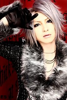 And Eccentric Agent Ikuma | AND -Eccentric Agent- New Look! ~ Visual Kei Heaven