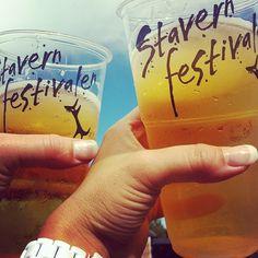 #godstemningibøtterogspann #stæmning #summer #friends #concert #festival #beer #sun - @anitatw- #webstagram