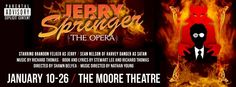 """Enjoy a dose of Jerry Springer crazy in musical form in downtown Seattle during the Moore Theatre's production of """"Jerry Springer the Opera."""""""