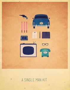 Kit hipster inspirado en películas