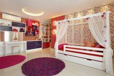 A magical fairytale room for your little girl