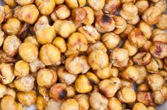 Easy Salt & Vinegar Roasted Chick Peas Recipe on Yummly. @yummly #recipe