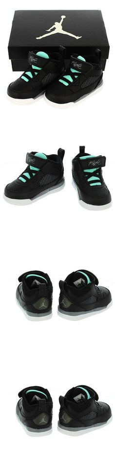 Baby girls clothing shoes and accessories: SIZE 4 C NIKE JORDAN FLIGHT GT TODDLER / BABY SHOES SNEAKERS BLACK / TURQUOISE BUY IT NOW ONLY: $34.95 #ustylefashionBabygirlsclothingshoesandaccessories OR #ustylefashion