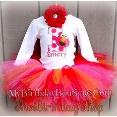 1d1d62da7 Elmo Birthday Shirt Girl | Hemmensland