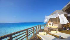Les Maldives avec Directours - Baros 5* water villa
