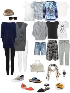 Capsule: Summer Casual Wear - YLF