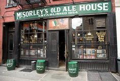 McSorley's Old Ale House, New York, NY!