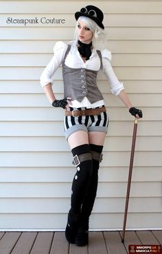 Kato Steampunkcouture Clothing