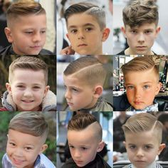 25 Cool Boys Haircuts With so many trendy boys haircuts to choose from, picking just one of these cool hairstyles to get can be a challenge. Boys Haircuts 2018, Stylish Boy Haircuts, Trendy Boys Haircuts, Boy Haircuts Short, Toddler Haircuts, Little Boy Hairstyles, Baby Boy Haircuts, Cute Hairstyles For Kids, Cool Hairstyles