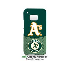 Oakland Athletic HTC One M9 Case