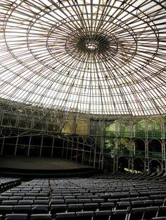 Ópera de Arame, Curitiba, Curitiba, Paraná, Brasil