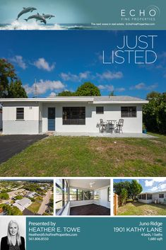 Live just minutes from Juno Beach and the Intracoastal waterway in this beautifully renovated home, located on a quiet street within walking distance of restaurants and shops. 4🛌 1🛁  #EchoFineProperties #NextWaveInRealEstate #EchoAgents #EchoNewListing #EchoOnTheMarket #PalmBeachCountyRealEstate  #PalmBeachCountyHomes #PalmBeachCountyRealtors  #NorthPalmBeachRealEstate #NorthPalmBeachHomes