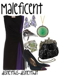 Maleficent...one of my favorite villains....