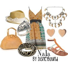"Disney Lion King ""Nala"" by lalakay on Polyvore. #DisneyFashion"