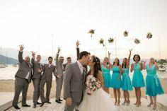 Casamento na Praia - Fer & Ale