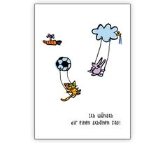 Freundschaftskarte: Ich wünsch dir einen schönen Tag! - http://www.1agrusskarten.de/shop/freundschaftskarte-ich-wunsch-dir-einen-schonen-tag/    00022_0_2291, Beistands Karten, beistehen, Freunde, Freundschaft, Grusskarte, Hilfe, Klappkarte, Motivation, motivieren00022_0_2291, Beistands Karten, beistehen, Freunde, Freundschaft, Grusskarte, Hilfe, Klappkarte, Motivation, motivieren