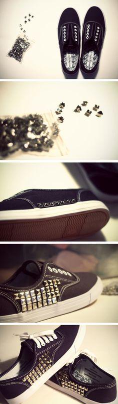 Tunear zapatillas puede ser sencillo si sabes como