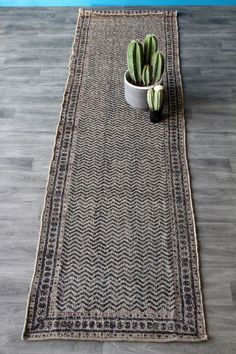 Block Print Runner - View All - Rugs & Flooring