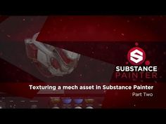 Substance Painter Getting Started 07 - Project Walkthrough 02 - YouTube