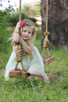 swing pose