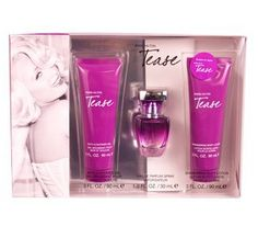 Paris Hilton Tease Fragrance Gift Set for Women - http://www.theperfume.org/paris-hilton-tease-fragrance-gift-set-for-women/
