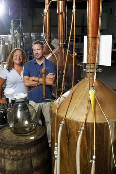 Jersey's First Distillery Since Prohibition Opens