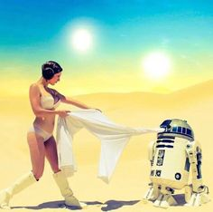 Atta'boy R2 #StarWars