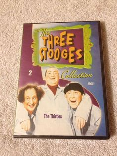 The Three Stooges Collection 2 The Thirties DVD New | eBay