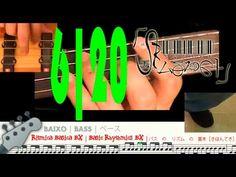 Rítimica Básica BX 6 | Basic Rhythmics BX 6 |六 :バス の  リズム の 基本[きほんてき]