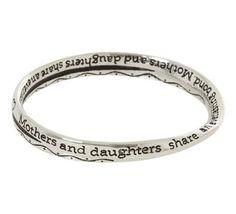 Mother  #Inspiredsilver #twistbracelet #jewelry