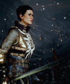 Everything Dragon Age Inquisition