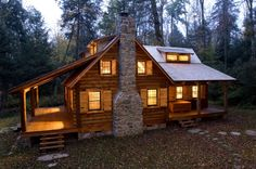 Log homes, log cabins, chalets and log home builders. DIY log cabin kits & wholesale log homes. Log Cabin Living, Log Cabin Kits, Log Cabin Homes, Log Cabins, Log Cabin Builders, Amish Cabins, Little Log Cabin, Cabin In The Woods, Hunting Cabin