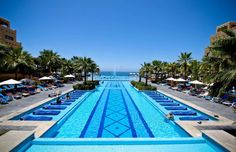 RIU Santa Fe in Cabo San Lucas Mexico... paradise ~ Can't wait to go here!!