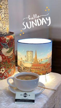 Hello Sunday, Mugs, Tableware, Dinnerware, Tumblers, Tablewares, Mug, Dishes, Place Settings