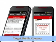 Target Mobile Coupons - Master List