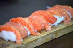Obsessive Cooking Disorder: Salmon Sashimi from Costco