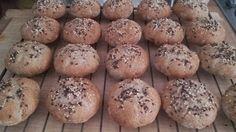 Kváskové žemle - kaiserky (fotorecept) - obrázok 8 Hamburger, Muffin, Bread, Breakfast, Food, Morning Coffee, Muffins, Meal, Hamburgers