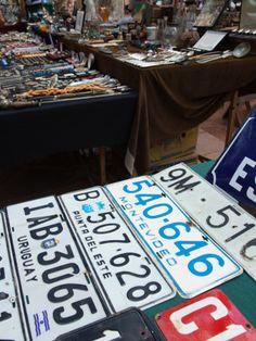 Feria de Tristán Narvaja (mercadillo), Montevideo