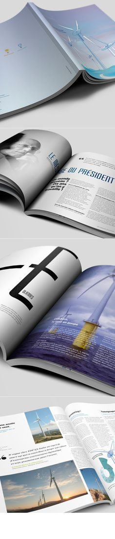 EDF EN on Behance