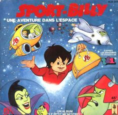 Sport Billy (1979) used to watch this in welsh every time I went to my nans house