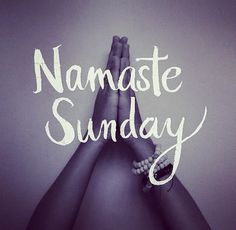 love Sunday's..... <3