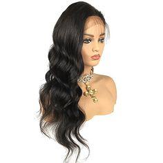 Body Wave Natural Wave Lace Front Human Hair Wig Wavy Sof... https://www.amazon.com/dp/B07B7KR1V6/ref=cm_sw_r_pi_dp_U_x_g0FNAbF9VFMXB