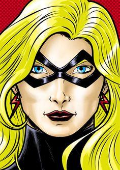 Ms Marvel P Series by Thuddleston@deviantART