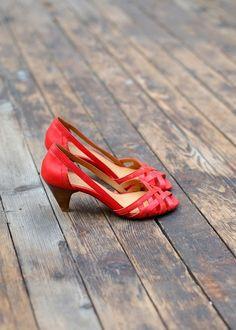 Pré-collection Printemps Eté Chaussures