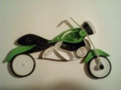 Quiling motor